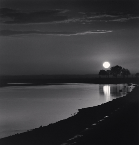 Michael Kenna, Sunrise, Saint Valery sur Somme, Picardy, France, 2009