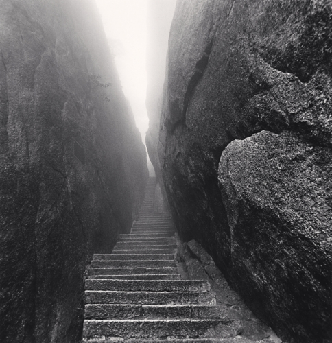 MIchael Kenna, Huangshan Mountains, Study 32, Anhui, China, 2009