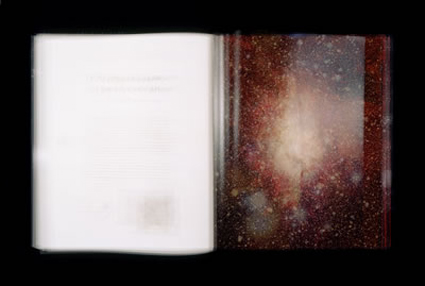 Doug Keyes, The Invisible Universe – David Malin, 2001, 23.25 x 34.25 x 1.5 inches, edition of 6