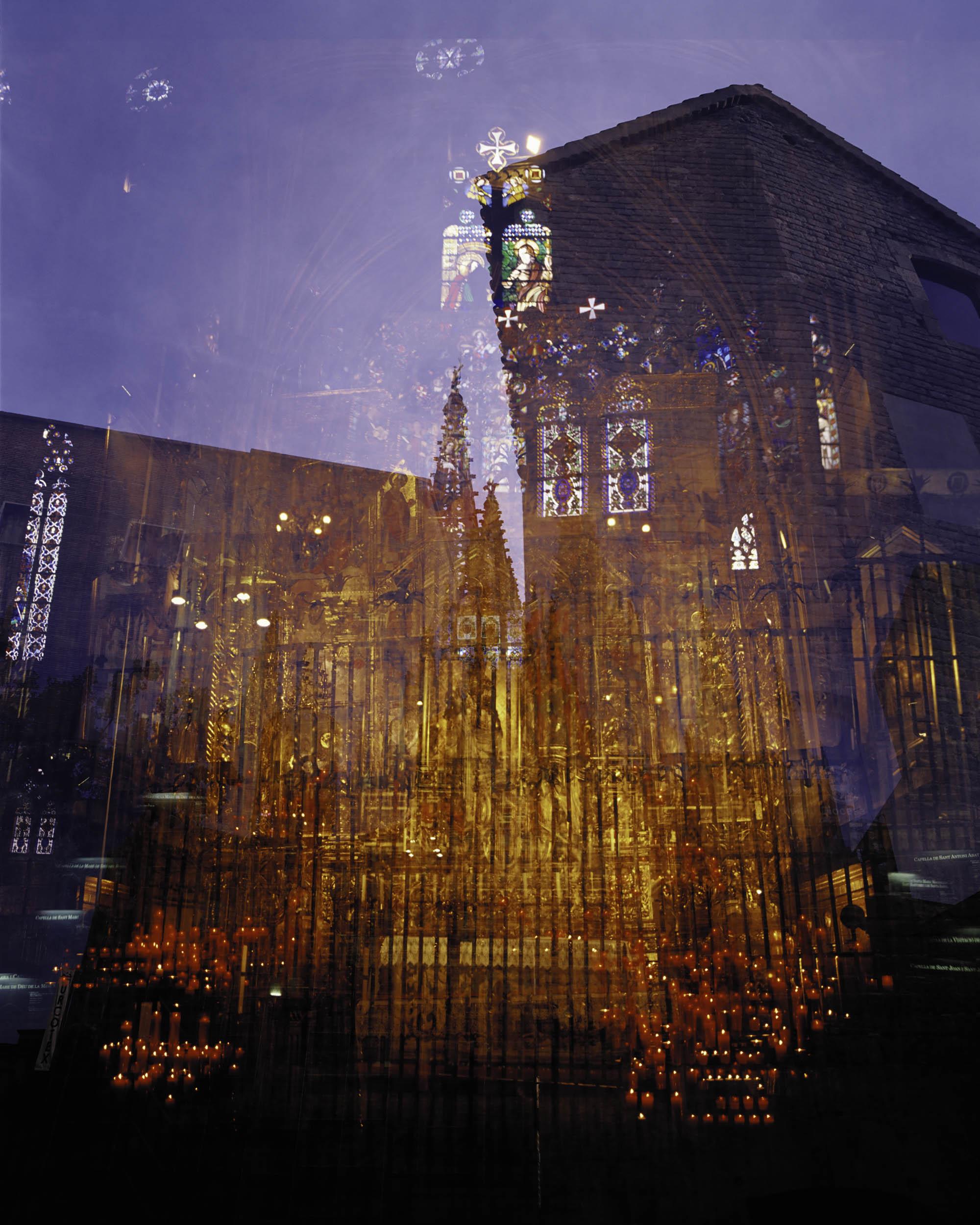 Doug Keyes, Cathedral, Barcelona, 2006