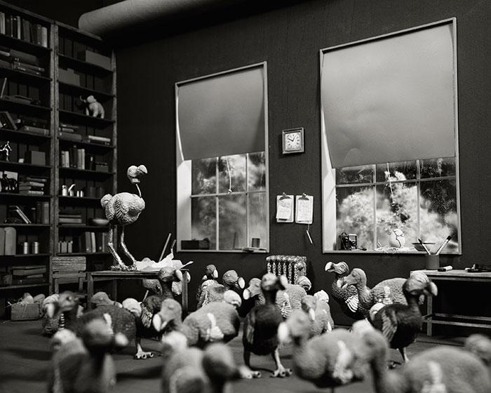 Lori Nix, Dodo, 2009