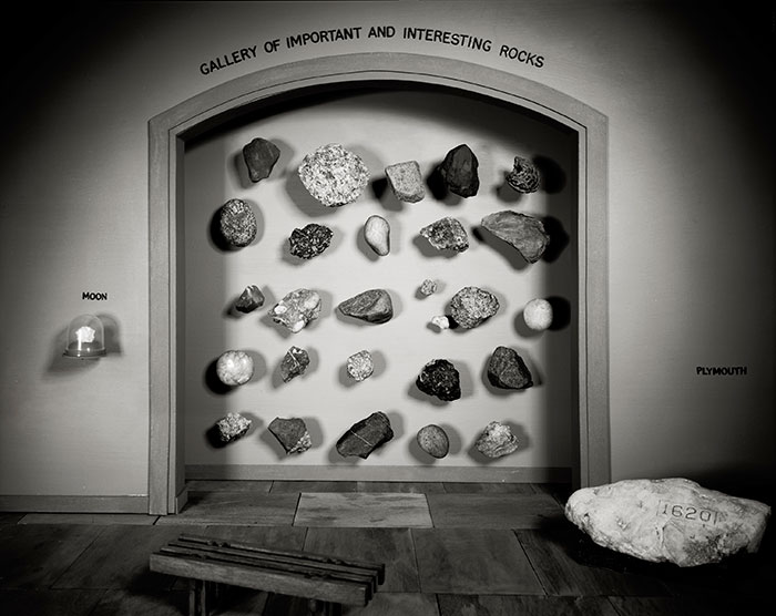 Lori Nix, Gallery of Important and Interesting Rocks, 2010