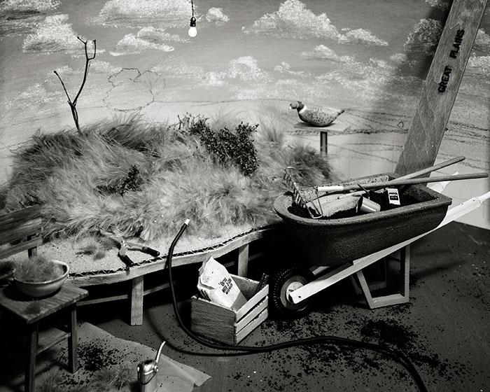 Lori Nix, Great Plains, 2009