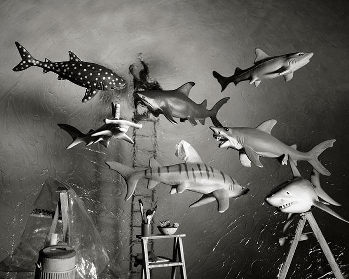 Lori Nix, Sharks, 2009