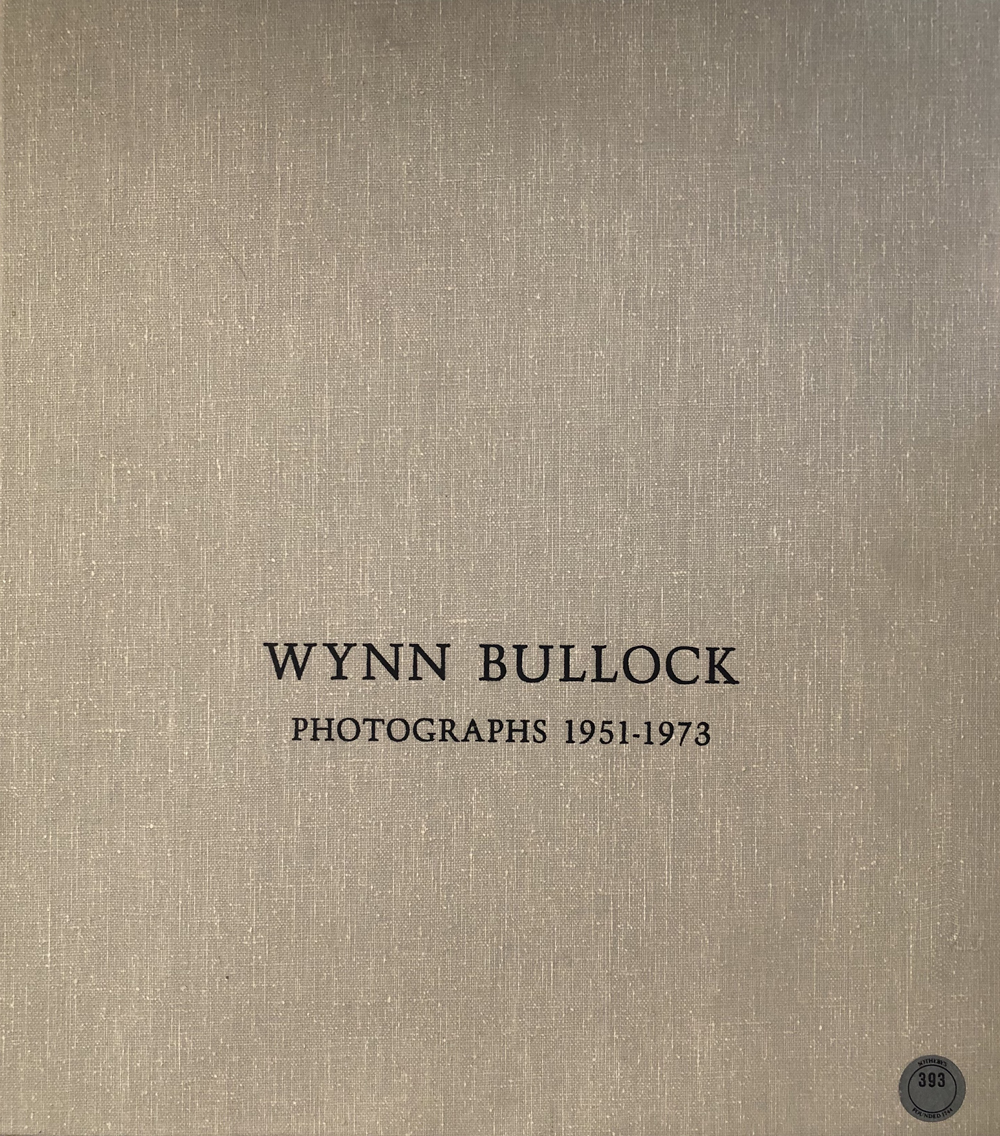 Wynn Bullock, Photographs 1951-1973, 12 gelatin silver prints, signed by artist, price on request